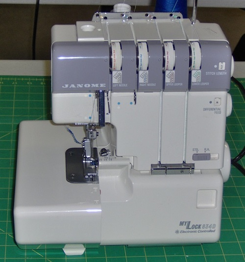 Janome 634d review sewing insight janome 634d fandeluxe Gallery