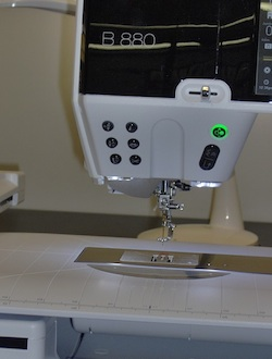 Bernina 880 Review Sewing Insight