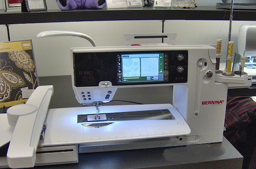 BERNINA 40 Review Sewing Insight Fascinating Bernina 820 Sewing Machine Review
