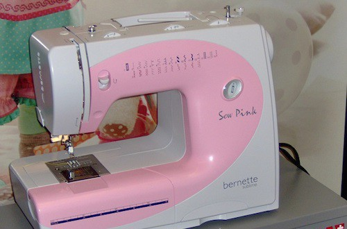 Bernina Bernette Sew Pink Sublime Review Sewing Insight Fascinating Bernina 1000 Special Sewing Machine Manual