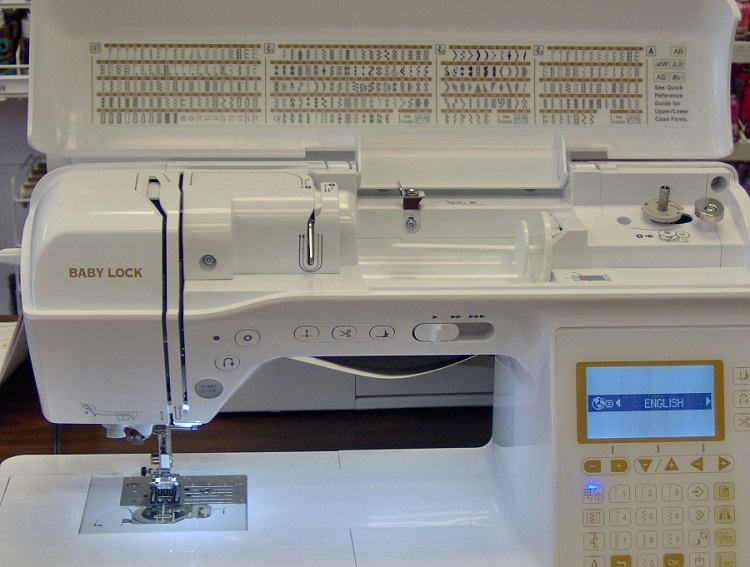 An excellent sewing machine