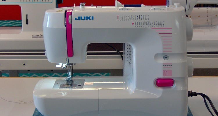 Juki HZL 355 ZW-A Review   Sewing Insight