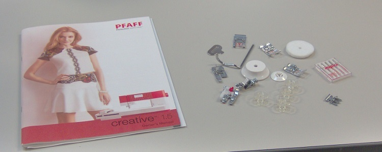 Pfaff Creative 1 5 Review Sewing Insight