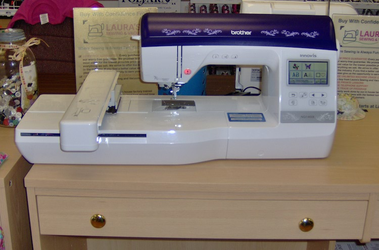 Brother Innov Is Nq 1400e Review Sewing Insight
