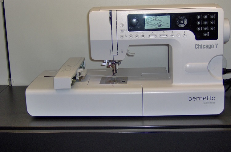 Bernina Bernette Sublime Chicago 40 Review Sewing Insight Stunning Complete Sewing Machine Chicago