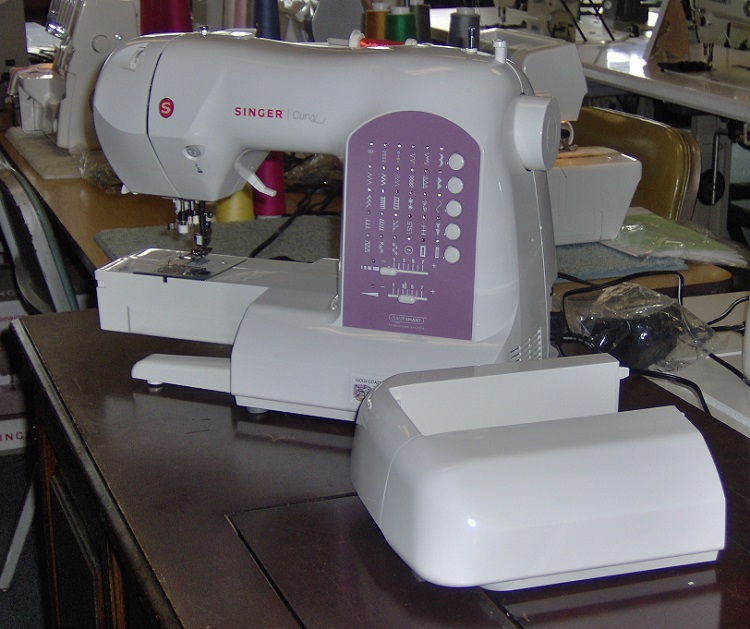 Singer Curvy 40 Review Sewing Insight Classy Singer Curvy 8763 Sewing Machine