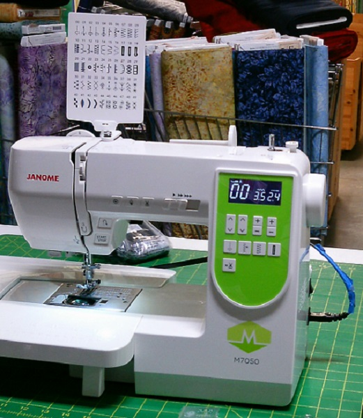 Janome M40 Review Sewing Insight Classy Janome 2160dc Sewing Machine Review